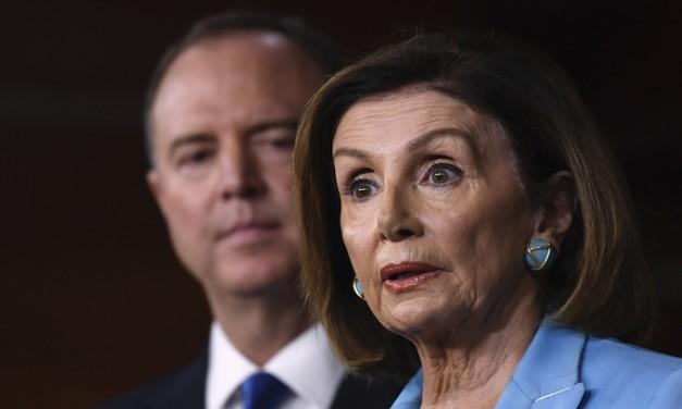 Impeachment Dies in Desperation
