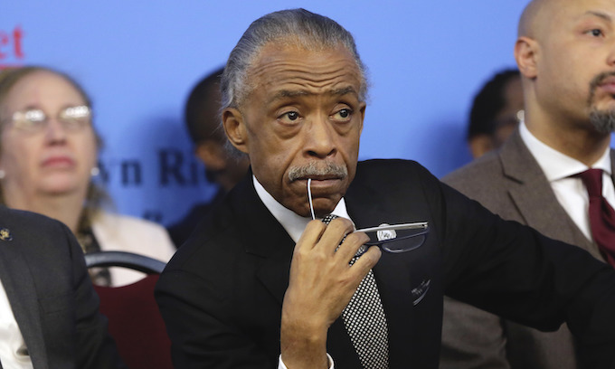 Al Sharpton threatens to accuse Manchin, Sinema of 'supporting racism' if they don't kill filibuster