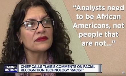 Rashida Tlaib: Use only blacks as Detroit's facial recognition analysts