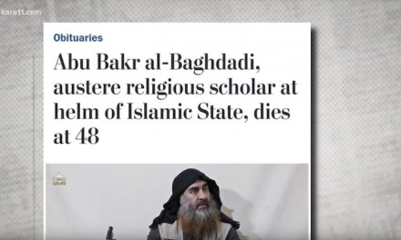 Abu Bakr al-Baghdadi, the left's beloved 'religious scholar'