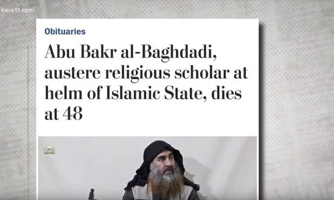 Abu Bakr al-Baghdadi, the left's beloved 'religious scholar'
