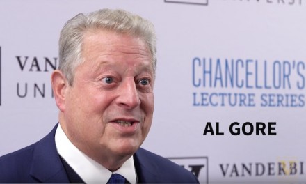 Al Gore on climate-change threat: 'This is the Battle of the Bulge. This is 9/11'