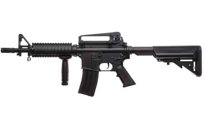 The Demonization of  'Assault Weapons'