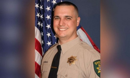 Sanctuary state governor fails to attend funeral for deputy killed by illegal alien