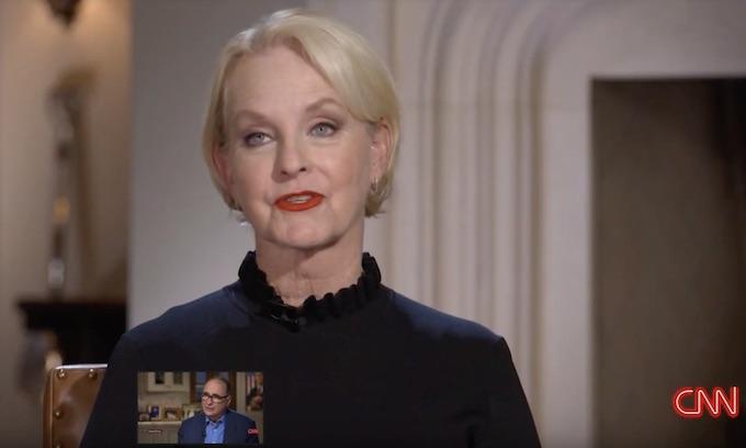 Cindy McCain says John would be 'terribly upset' at GOP under Trump