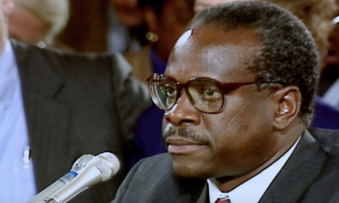 Clarence Thomas blasts Biden in 'Created Equal: Clarence Thomas In His Own Words'