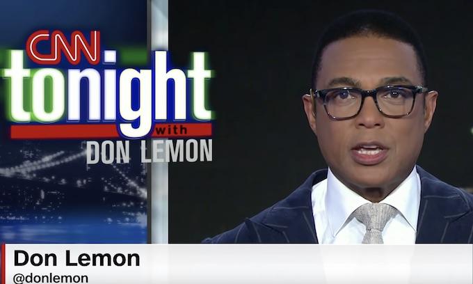 Don Lemon says he's not a partisan, not a liberal Democrat