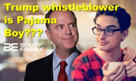 Trump impeachment whistleblower is 'Pajama Boy'? Pelosi, Dems vote on sham proceedings