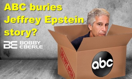 ABC buries Jeffrey Epstein story? Media spin election results against President Trump