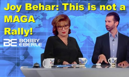 The View's Joy Behar: 'This is not a MAGA rally!' Whistleblower attorney calls for coup?