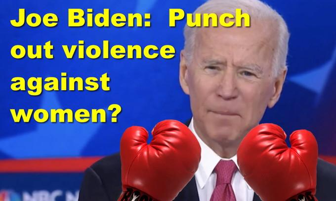 Joe Biden wants to 'punch out' violence against women? CNN's Cuomo has epic Trump fail!