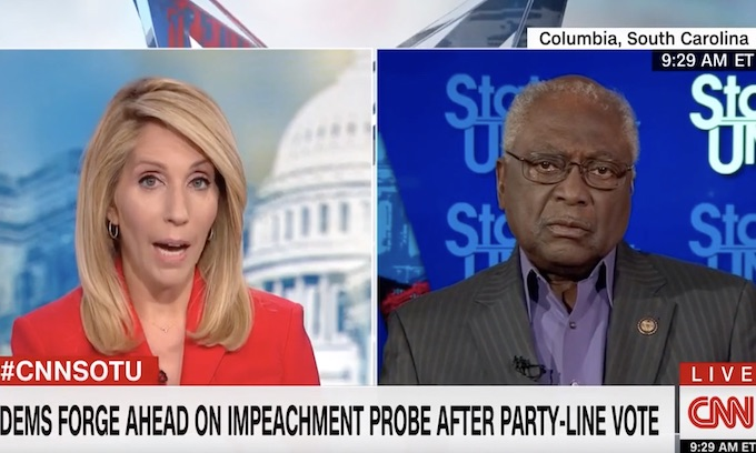 Jim Clyburn: 'No question' Pete Buttigieg's sexuality an 'issue' for older black voters