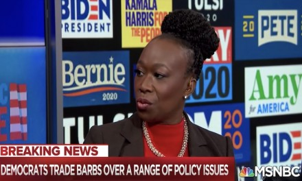 Joy Reid: White people with 'Trumper' uncles blind to 'imminent danger' posed by White House