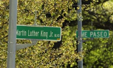 Kansas City votes to remove Martin Luther King's name from historic street