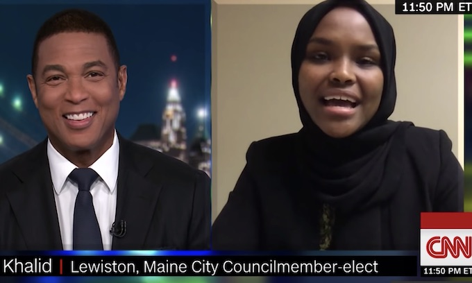 Meet Safiya Khalid, elected to Lewiston Maine city council