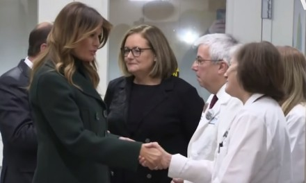 Trump Derangement Syndrome Is Real: Just Ask Melania