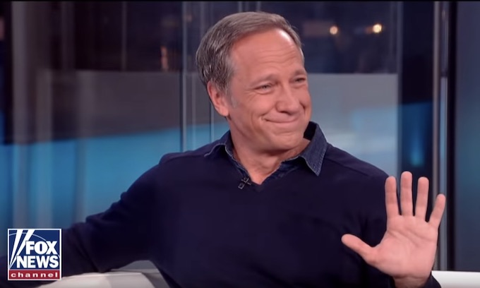 Mike Rowe's Veteran's Day reminder: No 'safe space' in military