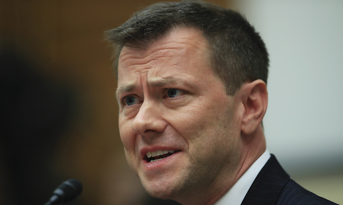 Peter Strzok ignored Christopher Steele 'bias' fears in fight for Carter Page FISA: IG report