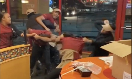 7 workers fired after brawl at Wisconsin Popeyes caught on video