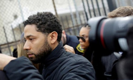 Smollett sues Chicago, claims malicious prosecution over alleged beating