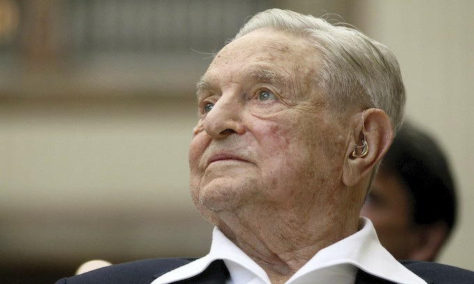 George Soros: 'Mark Zuckerberg and Sheryl Sandberg should be removed from control of Facebook'