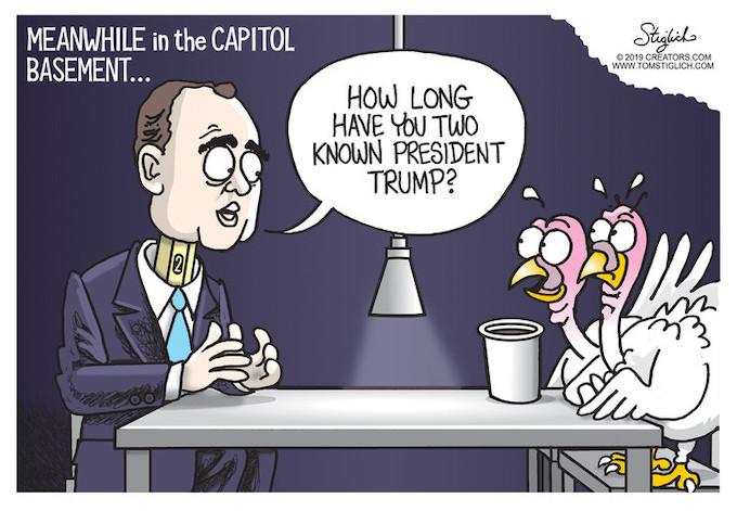 Impeachment witnesses!