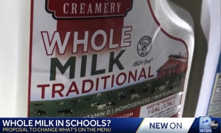 Farmers to Congress: Allow schools to serve whole milk