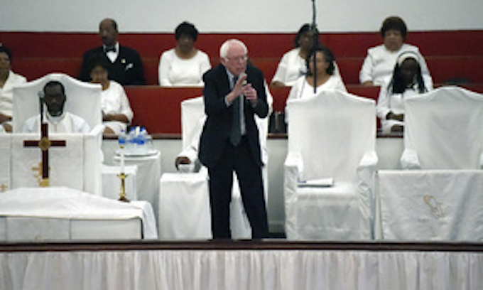 Will Black Americans Abandon Biden for Bernie?