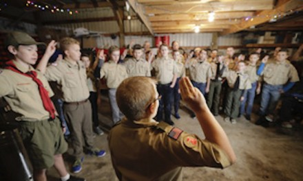 Mormons pulling 400,000 youths out of Boy Scouts