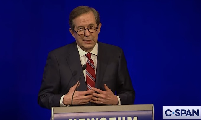 Chris Wallace attacks:  Donald Trump engaging in unprecedented assault on freedom of the press