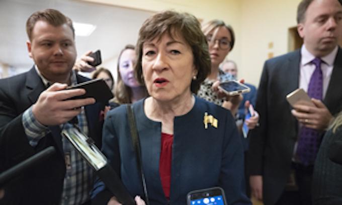 GOP senators call for Bolton manuscript ahead of witness vote