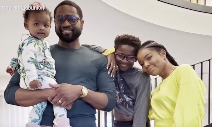 Do you agree with Dwyane Wade that this is a father's job?