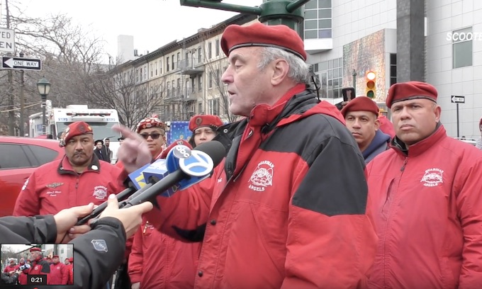 Guardian Angels announce they will patrol to protect Jews in NY