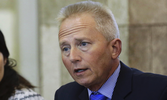 Impeachment opponent, Rep. Jeff Van Drew, (D-NJ), plans switch to GOP