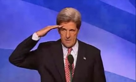 Hitting the campaign trail with John Kerry could backfire on Joe Biden