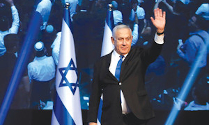 Right from wrong: Politics and indictments aside Netanyahu presses on