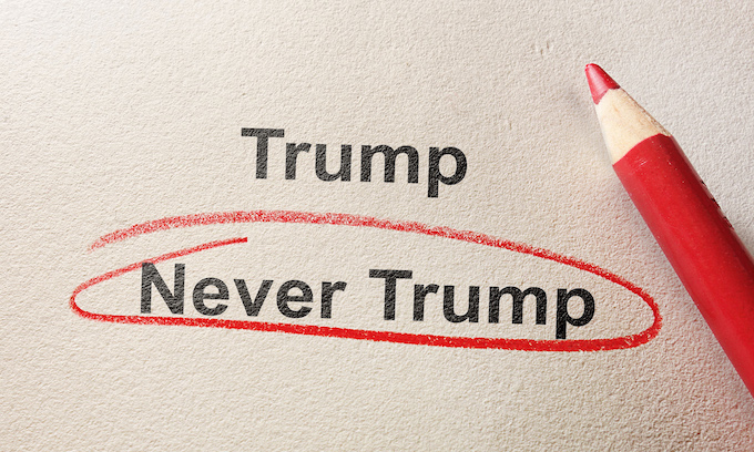"President Trump Unmasks Never Trump ""Conservatives"""