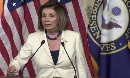 Nancy Pelosi pulls impeachment rabbit from magic hat