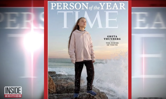 Greta Thunberg scores with 'Time,' as activism replaces achievement