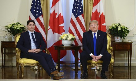 Trump calls out Trudeau over NATO contribution; 'two-faced' Trudeau strikes back