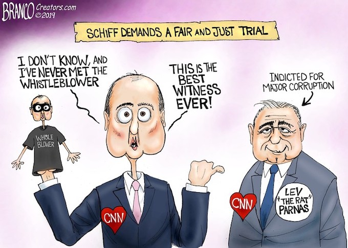 Puppets and Crooks