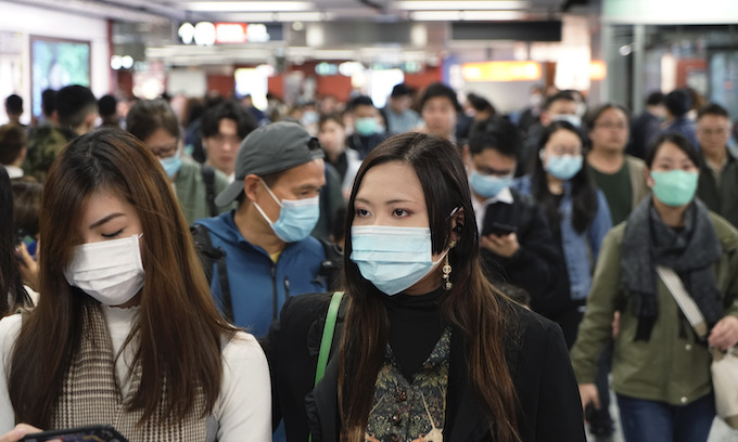 Trump admin barring foreigners from China, announces public health emergency over coronavirus