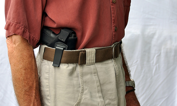 Cox signs bill allowing Utahns to carry concealed weapons without permits