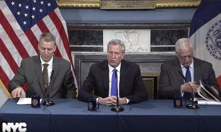 De Blasio warns: A war with Iran will likely be 'long' and result in 'multiple acts of terror'