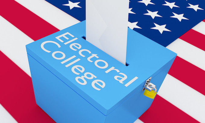 Appeals court rules Electoral College 'winner-take-all' system used in 48 states is constitutional
