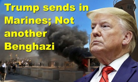 Trump: Not another Benghazi! Ronstadt on CNN: Trump is new Hitler, Mexicans are new Jews