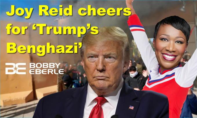Joy Reid wants 'Trump's Benghazi'? Iranian leader taken out by U.S., Ilhan Omar criticizes