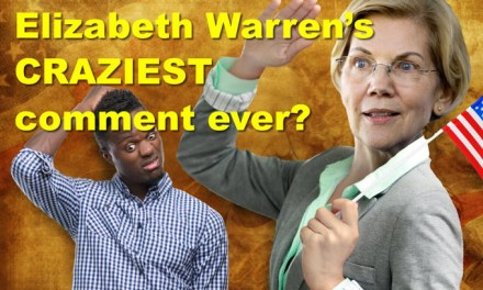 Elizabeth Warren's CRAZIEST comment ever? College students: America isn't greatest country