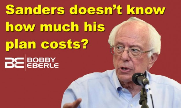 Bernie Sanders doesn't know the cost of his own plans? Trump defense destroys Dems' case