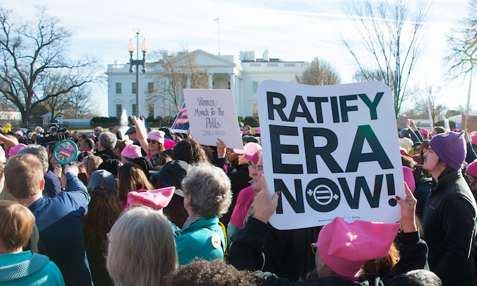 Virginia legislature votes to ratify Equal Rights Amendment to U.S. Constitution in move that may prove illegal
